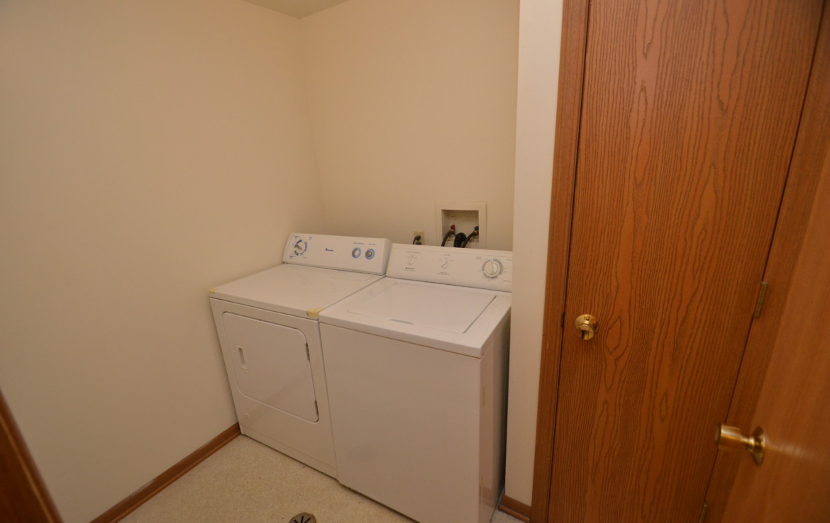 Fotis Townhome Laundry Room